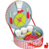 Picknickkoffer Incl. 21 Accessoires