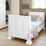 Thomas Bed White 90x200 Incl Bodem