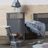 Kili Baby En Junior Bed Dark Grey Model 16/17