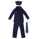 Dad Pilot Suit Size 1