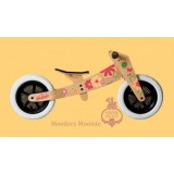 Sticker Flower Voor Wishbonebike