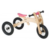 Trybike Wood Roze 4 In 1
