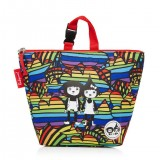 Zip & Zoe Lunchbag Rainbow
