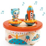 Magnetic Music Box, Space Melody