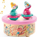 Magnetic Music Box, Flower Melody