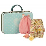 Micro, Suitcase With 2 Dresses