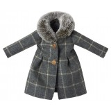 Best Friends Wool Coat
