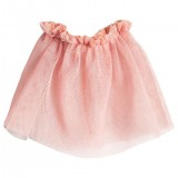 Medium,tulle Skirt, Rose