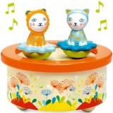 Magnetic Music Box,twins Melody