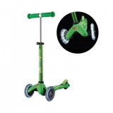 Mini Step Deluxe Groen Led