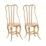 Vintage Chair Gold2x