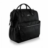 Isoki Backpack Myron Black