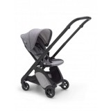 Ant Black Seat Grey Melange Top Grey Melange