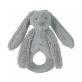 Rabbit Richie Rattle Grey