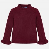 Tricot Mock Sweater