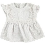 Swiss Embroidered Baby Blouse