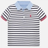 Stripes S/s Polo
