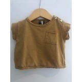 Baby T-shirt With Front Pocket