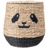 Basket W/lid Nature