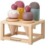 Play Set Food Multi Color
