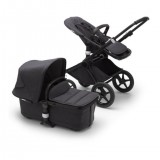 Bugaboo Fox2 Mineral Washed Black