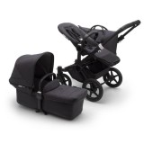 Bugaboo Donkey3 Mono Complete Mineral Black/washed Black