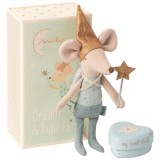 Tooth Fairy Mouse In Matchbox